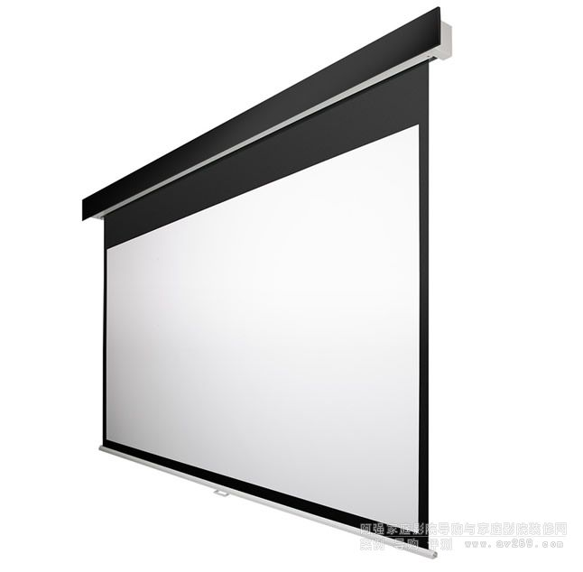 OS电动幕布 SEP黑色面板