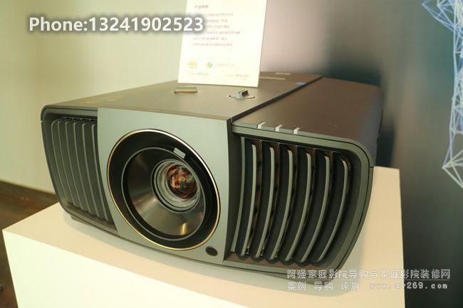 明基4K投影机 Benq X12000