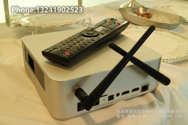 Vsee UH500超高清蓝光4K播放器