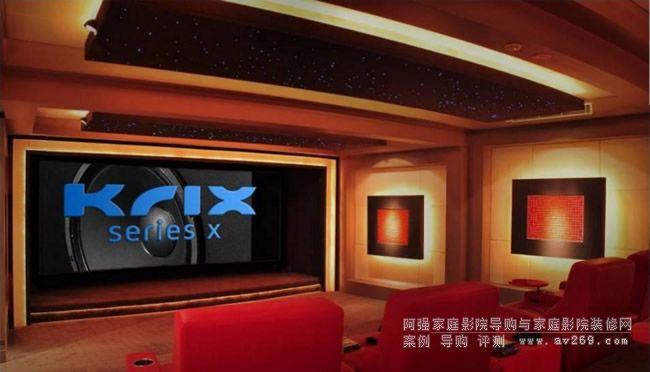 KRIX Series X极致影院