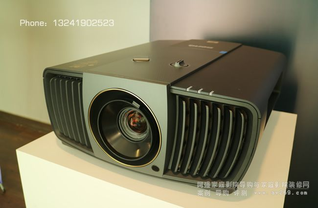 明基X12000 新光源4K超高清投影机 释放真实色彩
