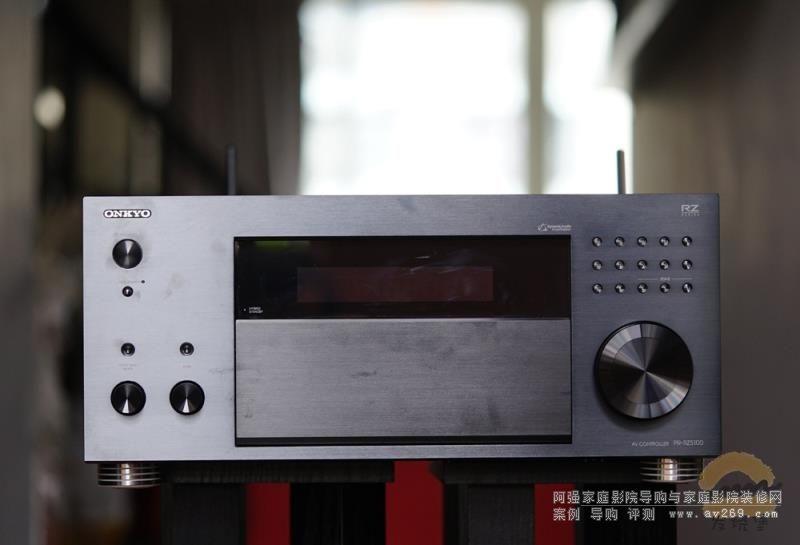 安桥5100前级处理器试用 中性全功能安桥功放评测对比