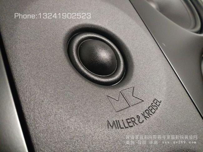MK S300丝膜高音