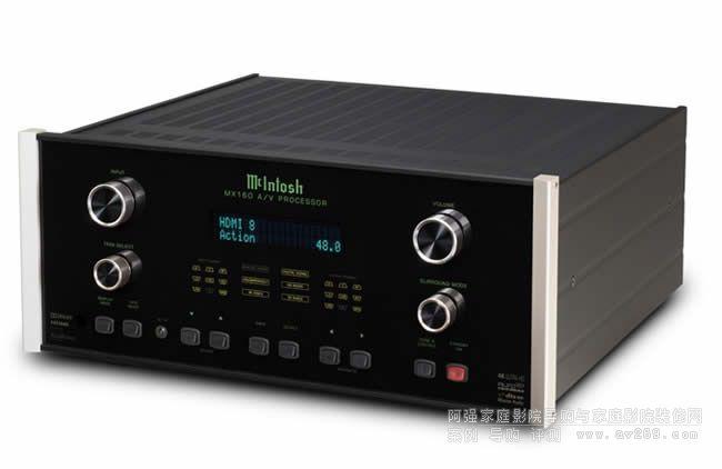 高端发烧专用 麦景图MX160 多声道前级处理器