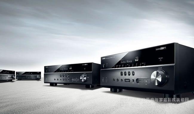 雅马哈推RX-V483和RX-V583功放 平价也有多功能