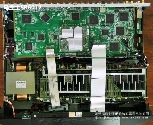 马兰士SR6012电路板
