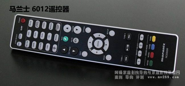 马兰士 6012遥控器