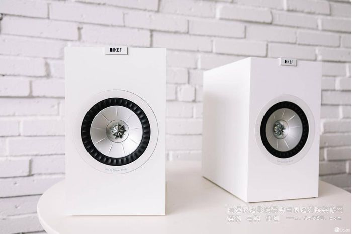 KEF Q350书架式音箱
