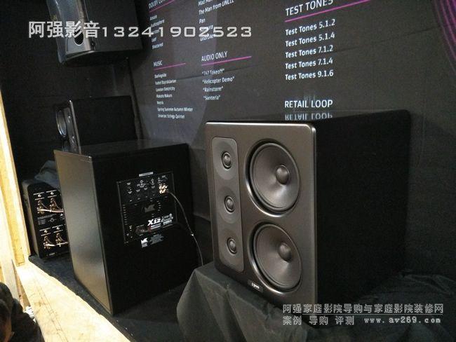MK SOUND S300主音箱应用案例