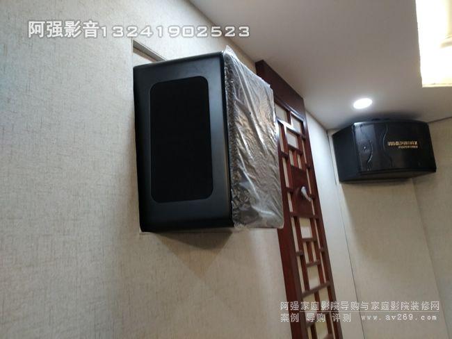 MK SOUND S300T环绕音箱应用案例