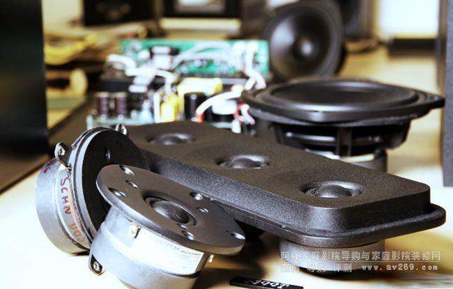 MK S300音箱单元