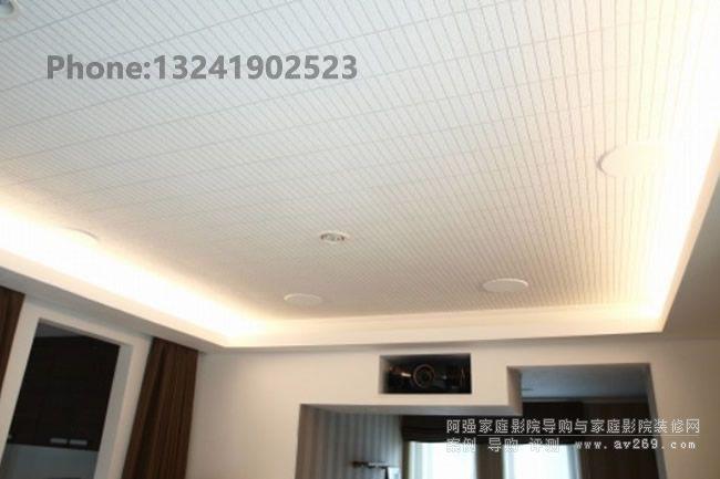 索尼4K投影机安装案例