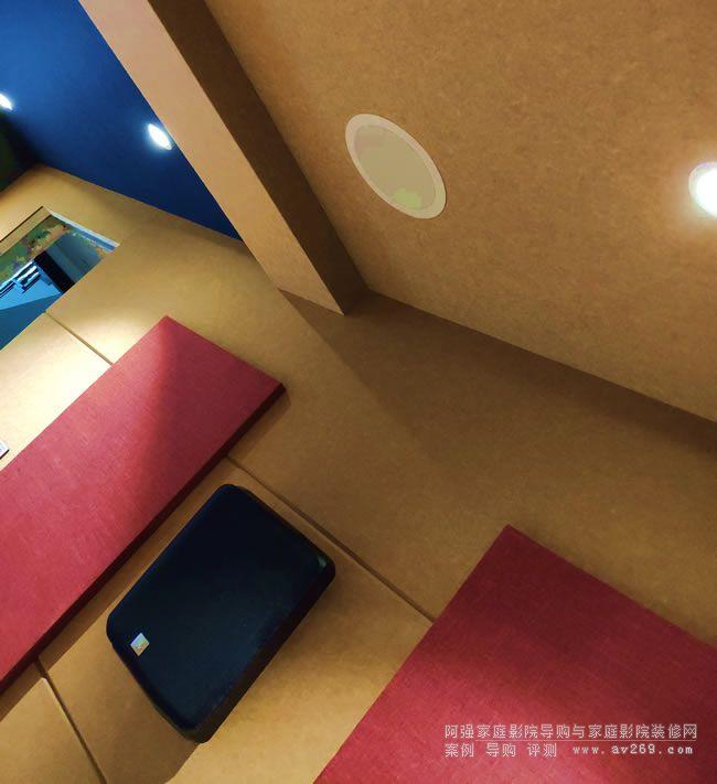 壁挂环绕与全景声吸顶音箱