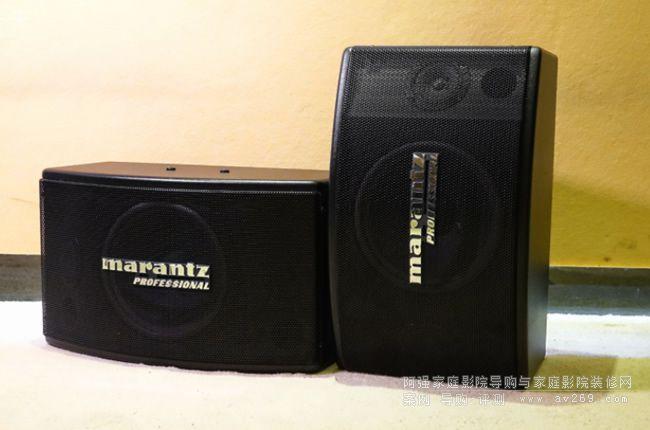 Marantz Professional MKS700 KTV音箱
