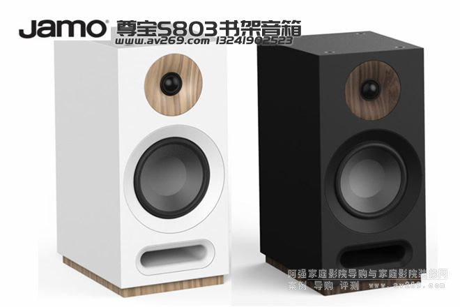尊宝S803书架音箱 尊宝环绕音箱