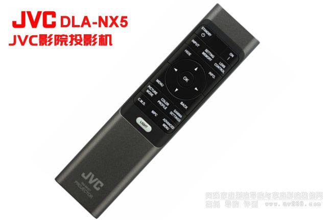 超高清投影机 JVC NX7投影机遥控器