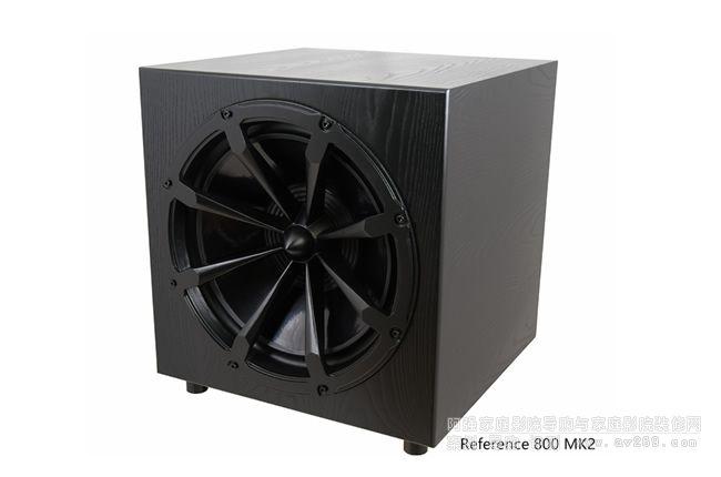 英国MJ Acoustics超低音炮Reference802 800 805