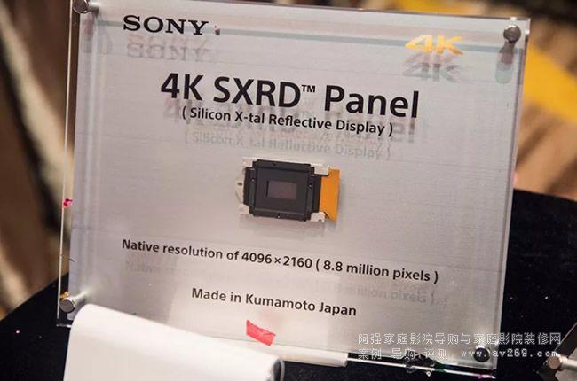 索尼880万像素芯片