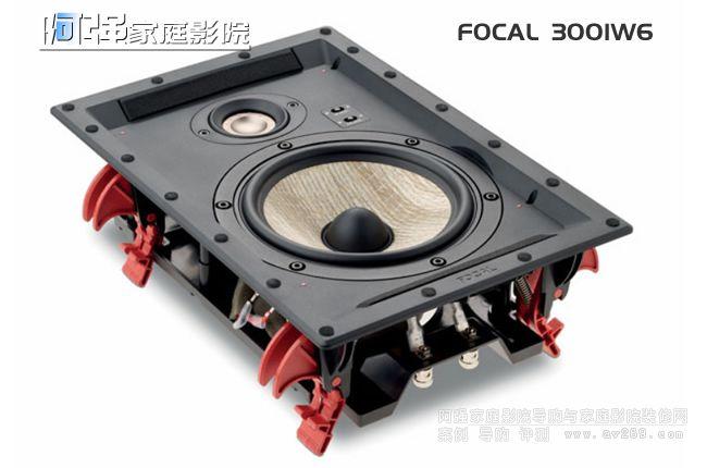 劲浪音箱 Focus 300IW6