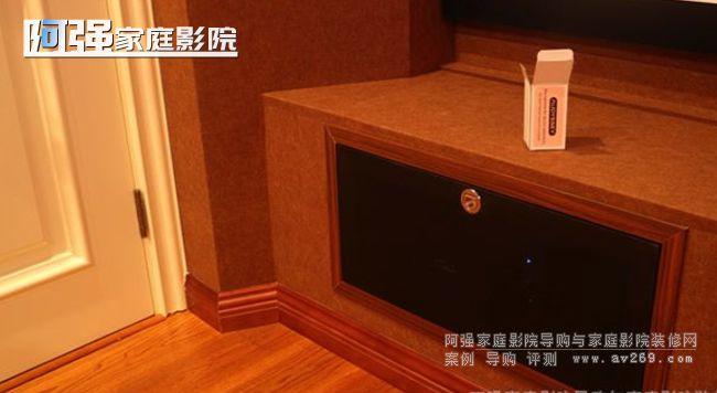 家庭影院一体机柜