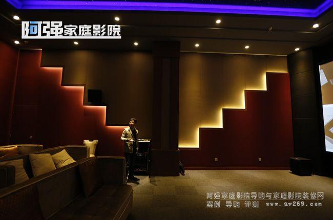 私人影院娱乐空间案例