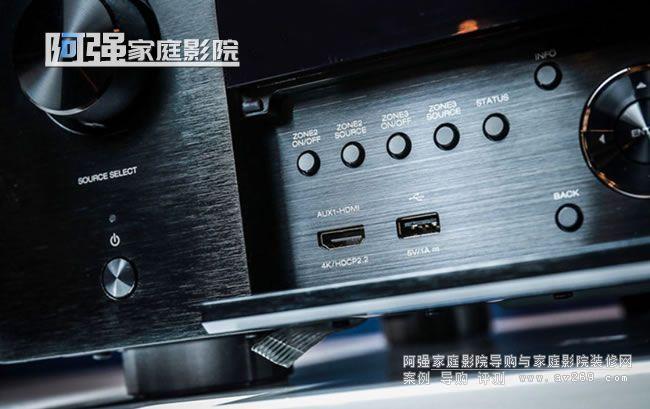 天龙功放AVR-X4500H评测