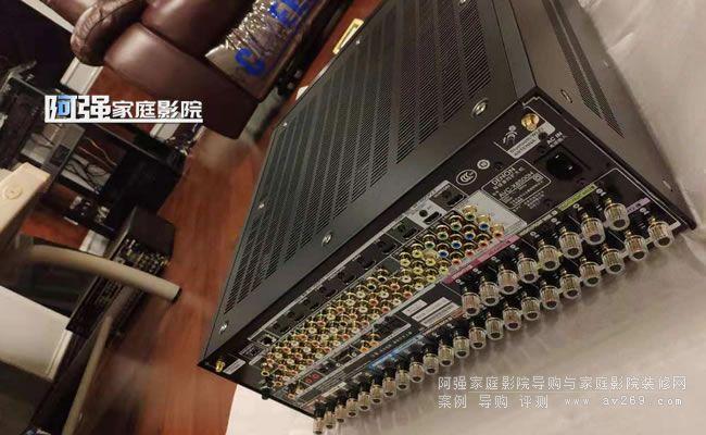 天龙功放开箱评测 DENON X8500H