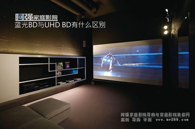 蓝光BD和UHD BD有什么区别?影音规格有什么变化?