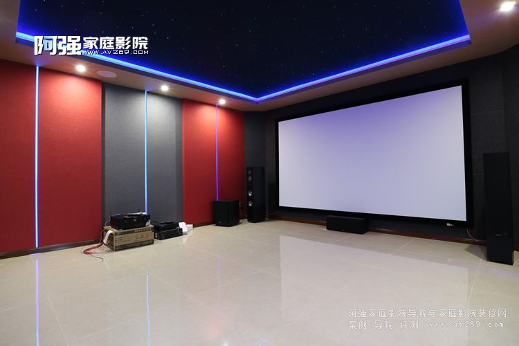 北京家庭影院装修工程