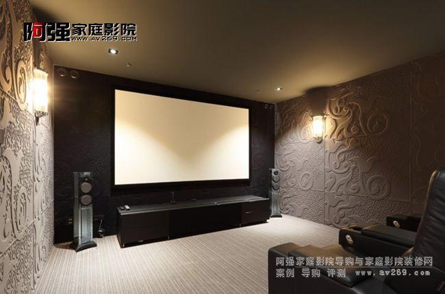异域中国风 索尼VW278投影机安装案例