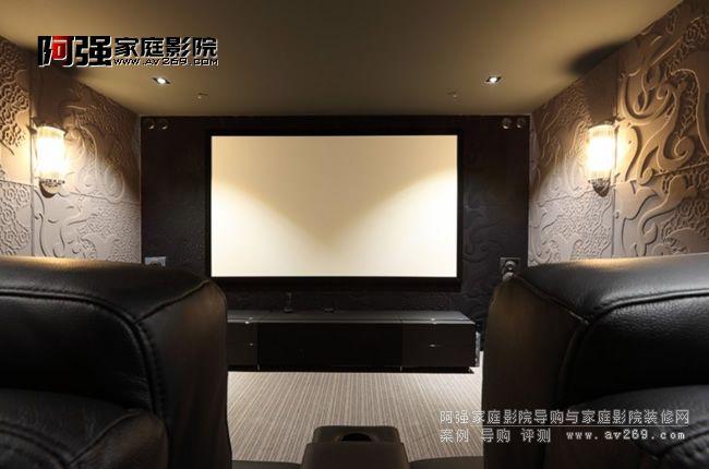 家庭影院投影机安装