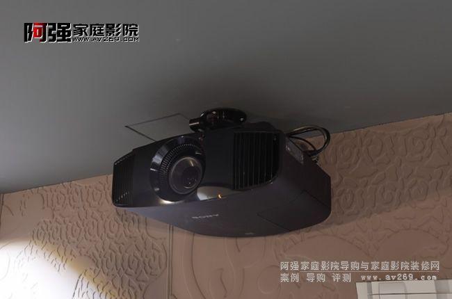 索尼VW278投影机 索尼4K投影机