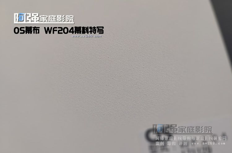 日本OS幕布 WF204幕料特写