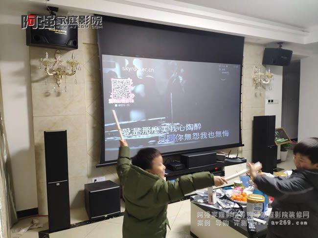 南京客厅影院