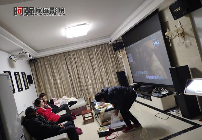 猪年吉祥 南京多功能娱乐客厅影院系统推荐