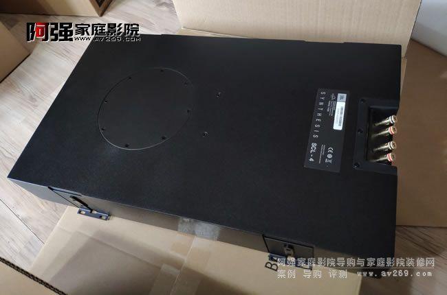 JBL SCL4专用底盒