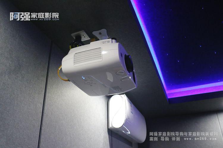 爱普生3D高清投影仪