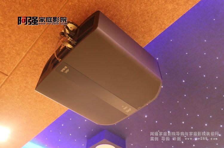 JVC DLA-N8投影机
