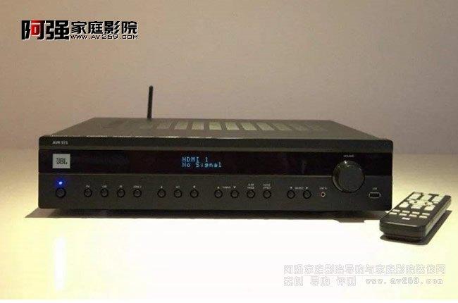 JBL AVR571家庭影院功放 9.2声道120W