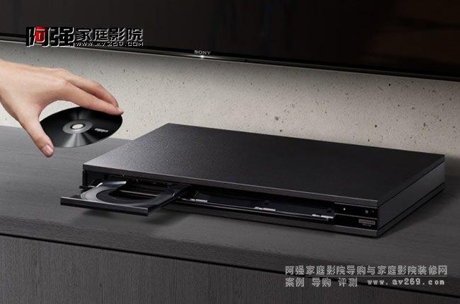 索尼UBP-X800M2新4K蓝光播放机即将上市