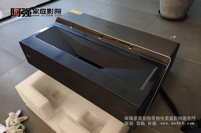 海信4K激光电视S6开箱