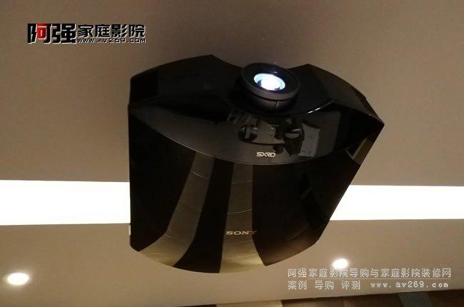 索尼HW49和HW69投影机3D2K全高清促销