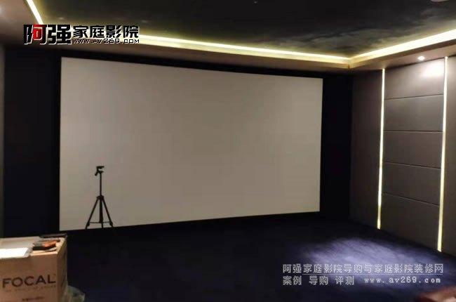 EISA大奖产品原装法国Focal 300系列家庭影院案例落户中国
