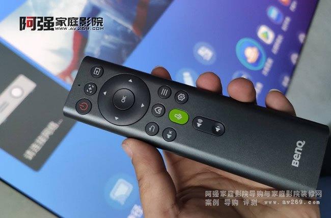 明基i965L遥控器