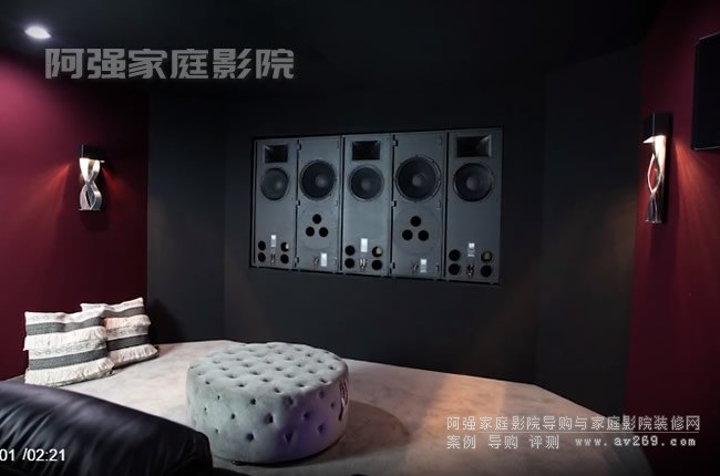 杰士推出 Klipsch Real Custom Cinema 真影院定制音箱